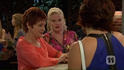 Susan Kennedy, Sheila Canning, Naomi Canning in Neighbours Episode 7066