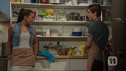 Paige Novak, Bailey Turner in Neighbours Episode 7066