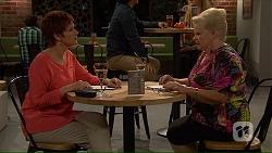 Susan Kennedy, Sheila Canning in Neighbours Episode 7066