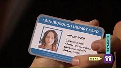 Imogen Willis in Neighbours Episode 7066