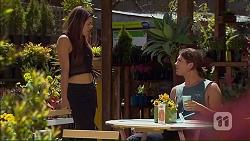 Paige Novak, Tyler Brennan in Neighbours Episode 7067