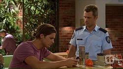 Tyler Brennan, Mark Brennan in Neighbours Episode 7068
