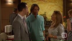 Nick Petrides, Brad Willis, Terese Willis in Neighbours Episode 7068