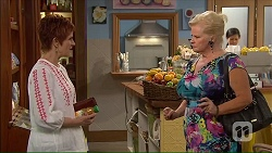 Susan Kennedy, Sheila Canning in Neighbours Episode 7068