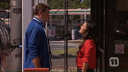 Matt Turner, Michelle Kim in Neighbours Episode 7069