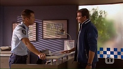 Mark Brennan, Matt Turner in Neighbours Episode 7069