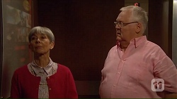 Hilary Robinson, Harold Bishop in Neighbours Episode 7069