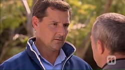 Matt Turner, Dennis Dimato in Neighbours Episode 7069