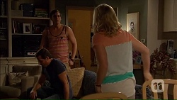 Kyle Canning, Matt Turner, Lauren Turner in Neighbours Episode 7070