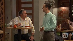 Karl Kennedy, Nick Petrides in Neighbours Episode 7070