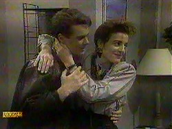 Paul Robinson, Gail Robinson in Neighbours Episode 0868