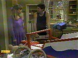 Jane Harris, Joe Mangel in Neighbours Episode 0868