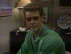 Paul Robinson in Neighbours Episode 0868