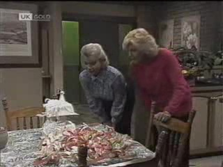 Helen Daniels, Madge Bishop in Neighbours Episode 1488