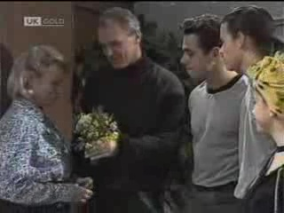 Helen Daniels, Jim Robinson, Glen Donnelly, Todd Landers, Lucy Robinson in Neighbours Episode 1488