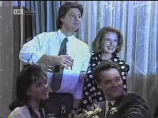 Joe Mangel, Melanie Pearson, Christina Alessi, Paul Robinson in Neighbours Episode 1488