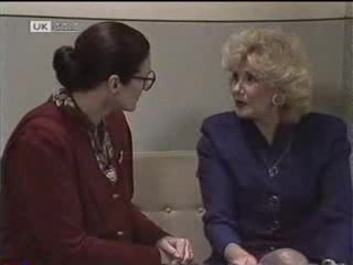 Dorothy Burke, Madge Bishop in Neighbours Episode 1488