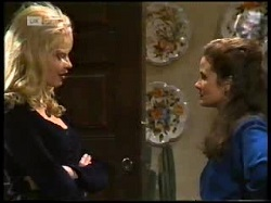 Annalise Hartman, Julie Robinson in Neighbours Episode 1966