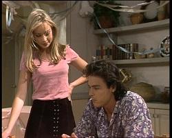 Annalise Hartman, Wayne Duncan in Neighbours Episode 2068