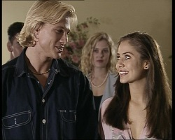 Brad Willis, Beth Brennan in Neighbours Episode 2068