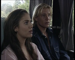 Beth Brennan, Brad Willis in Neighbours Episode 2068