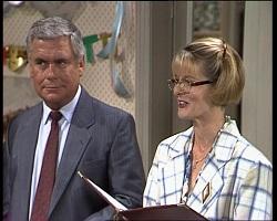 Lou Carpenter, Celebrant no. 2 in Neighbours Episode 2068