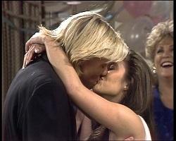 Brad Willis, Beth Brennan, Cheryl Stark in Neighbours Episode 2068