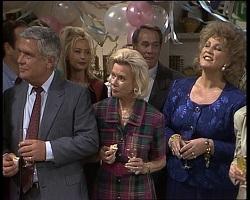 Philip Martin, Lou Carpenter, Annalise Hartman, Helen Daniels, Doug Willis, Cheryl Stark in Neighbours Episode 2068