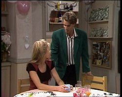Annalise Hartman, Luke Foster in Neighbours Episode 2068