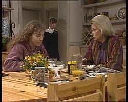Debbie Martin, Hannah Martin, Helen Daniels in Neighbours Episode 2240