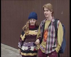 Hannah Martin, Brett Stark in Neighbours Episode 2251