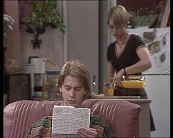 Brett Stark, Danni Stark in Neighbours Episode 2251