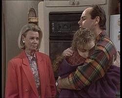 Helen Daniels, Debbie Martin, Philip Martin in Neighbours Episode 2251