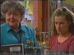 Marlene Kratz, Bianca Zanotti in Neighbours Episode 2388
