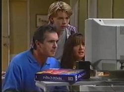 Karl Kennedy, Billy Kennedy, Susan Kennedy in Neighbours Episode 2388