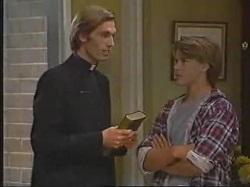 Rev. Cornfoot, Billy Kennedy in Neighbours Episode 2388