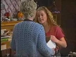 Rhonda Brumby, Bianca Zanotti in Neighbours Episode 2388