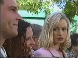 Mark Gottlieb, Cody Willis, Annalise Hartman in Neighbours Episode 2388