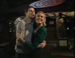 Luke Handley, Joanna Hartman in Neighbours Episode 2767