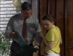 Inspector Stanton, Debbie Martin in Neighbours Episode 2767