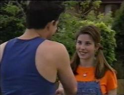 Vince DeBolfo, Anne Wilkinson in Neighbours Episode 2767