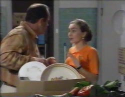 Philip Martin, Debbie Martin in Neighbours Episode 2768