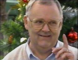 Harold Bishop in Neighbours Episode 2768