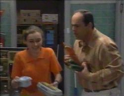 Debbie Martin, Philip Martin in Neighbours Episode 2768