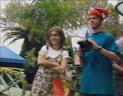 Dino Pozzo, Lance Wilkinson in Neighbours Episode 2768
