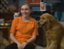 Debbie Martin, Holly in Neighbours Episode 2768