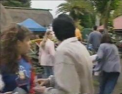 Hannah Martin, Karl Kennedy, Thief in Neighbours Episode 2768