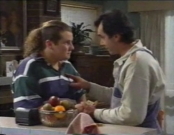 Toadie Rebecchi, Karl Kennedy in Neighbours Episode 2769