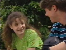 Hannah Martin, Lance Wilkinson in Neighbours Episode 2771