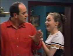 Philip Martin, Debbie Martin in Neighbours Episode 2771